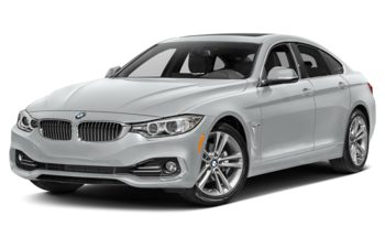 2017 BMW 430 Gran Coupe - Glacier Silver Metallic