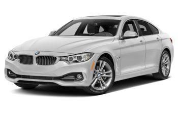 2017 BMW 430 Gran Coupe - Mineral White Metallic