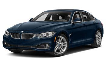 2017 BMW 430 Gran Coupe - Midnight Blue Metallic