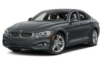 2017 BMW 430 Gran Coupe - Mineral Grey Metallic