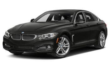 2017 BMW 430 Gran Coupe - Citrin Black Metallic