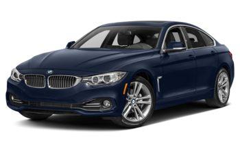 2017 BMW 430 Gran Coupe - Tanzanite Blue Metallic