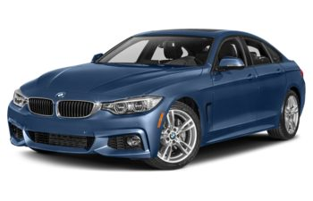 2017 BMW 440 Gran Coupe - Estoril Blue Metallic