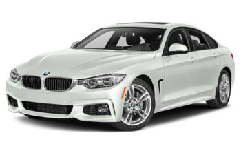 2017 BMW 440 Gran Coupe - Alpine White
