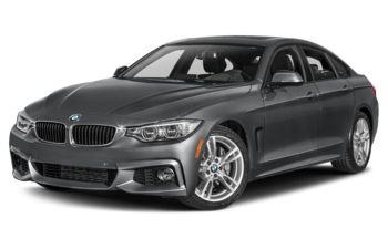 2017 BMW 440 Gran Coupe - Mineral Grey Metallic
