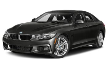 2017 BMW 440 Gran Coupe - Citrin Black Metallic