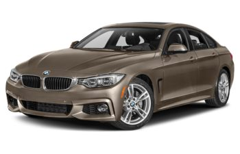 2017 BMW 440 Gran Coupe - Champagne Quartz Metallic