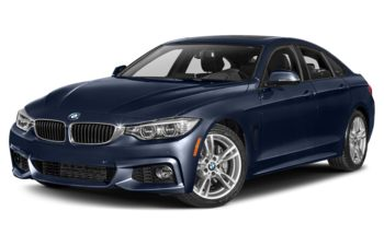 2017 BMW 440 Gran Coupe - Tanzanite Blue Metallic