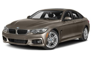 2017 BMW 440 Gran Coupe - Frozen Bronze Metallic