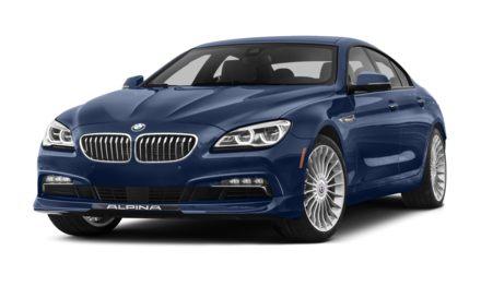 2018 BMW ALPINA B6 Gran Coupe Base