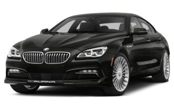 2017 BMW ALPINA B6 Gran Coupe - Citrin Black Metallic