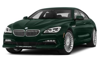 2017 BMW ALPINA B6 Gran Coupe - ALPINA Green Metallic