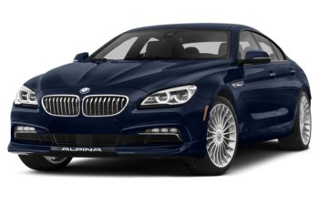 2017 BMW ALPINA B6 Gran Coupe - Tanzanite Blue Metallic