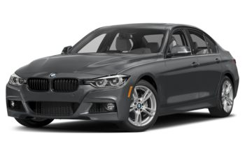 2017 BMW 340 - Mineral Grey Metallic