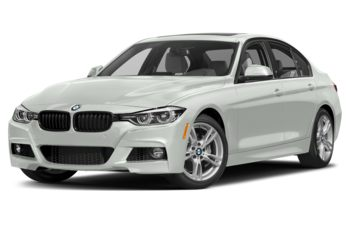 2017 BMW 340 - Alpine White