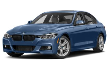 2017 BMW 340 - Estoril Blue Metallic