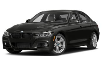 2017 BMW 340 - Citrin Black Metallic