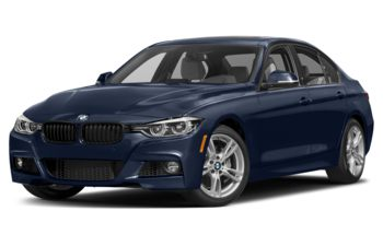 2017 BMW 340 - Tanzanite Blue Metallic