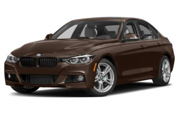 2017 BMW 340 - Smoked Topaz Metallic