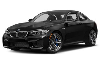 2017 BMW M2 - Black Sapphire Metallic