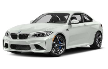 2017 BMW M2 - Alpine White