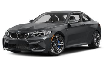2017 BMW M2 - Mineral Grey Metallic