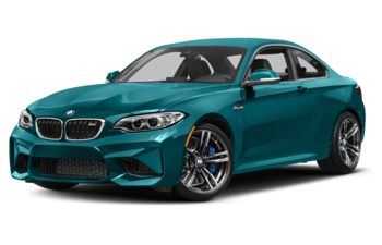 2017 BMW M2 - Long Beach Blue Metallic