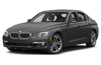 2018 BMW 330e - Mineral Grey Metallic