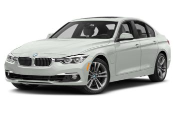 2018 BMW 330e - Alpine White
