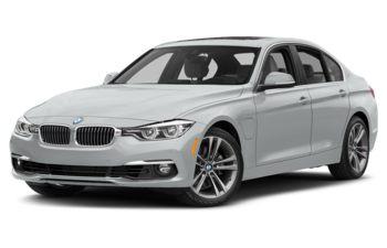 2018 BMW 330e - Glacier Silver Metallic