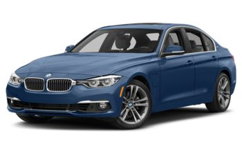 2018 BMW 330e - Estoril Blue Metallic