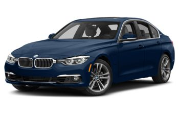 2018 BMW 330e - Mediterranean Blue Metallic