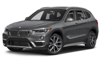 2017 BMW X1 - Mineral Grey Metallic