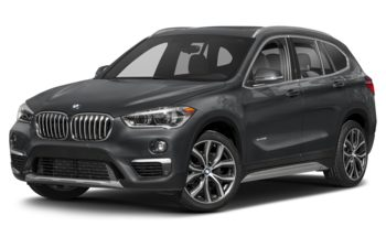 2019 BMW X1 - Mineral Grey Metallic