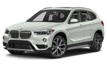 2017 BMW X1 - Alpine White