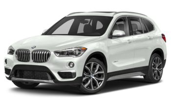 2019 BMW X1 - Alpine White Non-Metallic