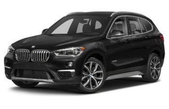 2019 BMW X1 - Black Sapphire Metallic