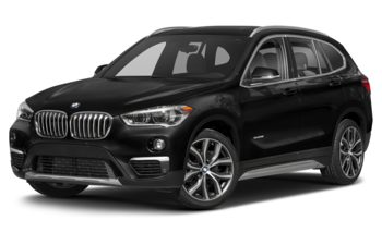 2019 BMW X1 - Jet Black Non-Metallic