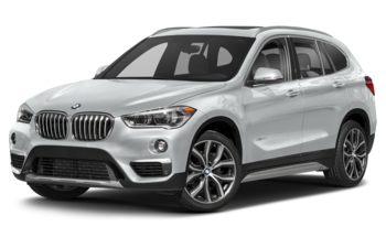 2019 BMW X1 - Glacier Silver Metallic