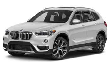 2017 BMW X1 - Mineral White Metallic