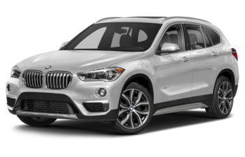 2019 BMW X1 - Mineral White Metallic