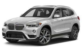 2018 BMW X1 - Mineral White Metallic