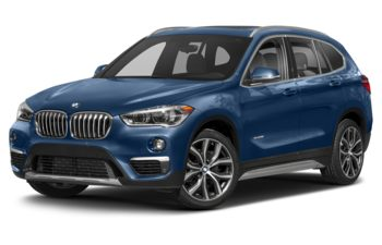 2019 BMW X1 - Estoril Blue Metallic