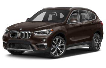 2018 BMW X1 - Sparkling Brown Metallic