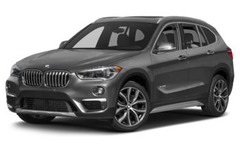 2017 BMW X1 - Platinum Silver Metallic