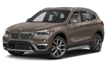 2019 BMW X1 - Platinum Silver Metallic