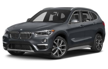 2017 BMW X1 - Atlantic Grey Metallic