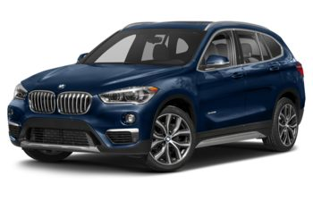 2019 BMW X1 - Mediterranean Blue Metallic