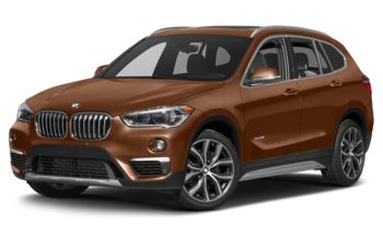 2017 BMW X1 - Chestnut Bronze Metallic