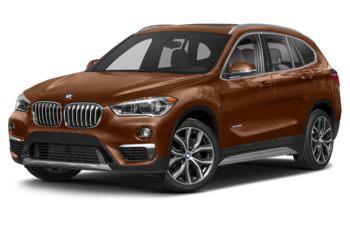 2017 BMW X1 - Chestnut Bronze Metallic